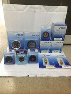 VDO - Guages & Sensor